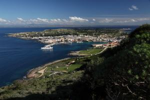 Favignana - Panoramica sul Paese