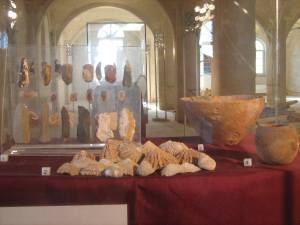 Favignana - Reperti Archeologici all'ex Stabilimento Florio