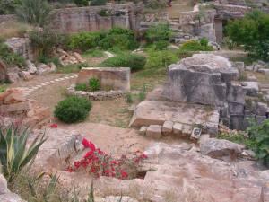 Giardini Ipogei - Favignana