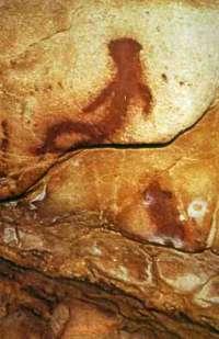 Grotta del Genovese (Particolare) - Levanzo