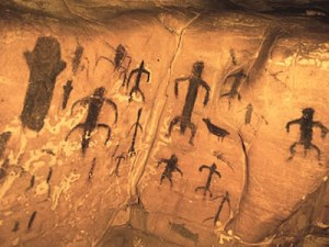 Grotta del Genovese (Disegni) - Levanzo