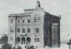 Palazzo Florio - Foto d'Epoca