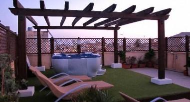 Hotel il Portico - Terrazza