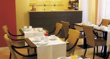 Insula Hotel - Sala Colazioni