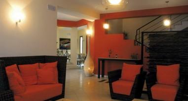 Insula Hotel - Lounge