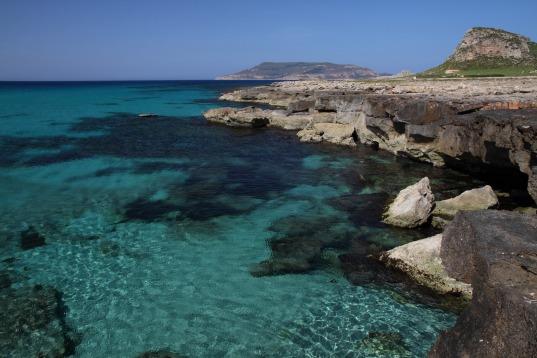 Punta Faraglione (Veduta) - Favignana