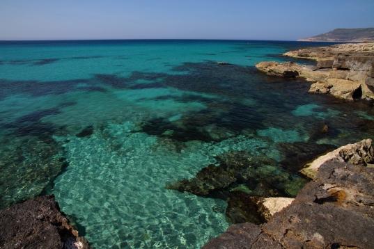 Punta Ferro (Calazza) - Favignana