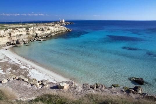 Punta Marsala (da Cala Azzurra) - Favignana