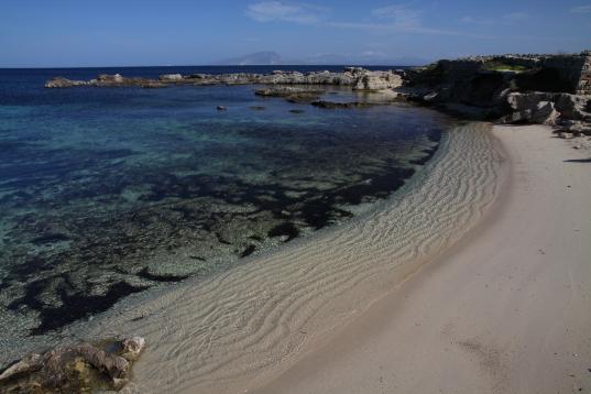 Punta San Nicola (Spiaggia) - Favignana