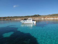 Escursioni in barca con Andrea Catalano
