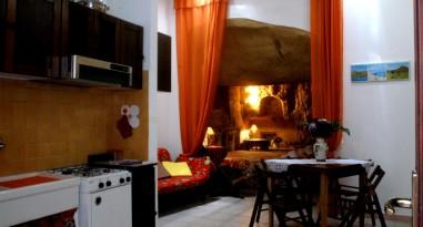 Appartamento Lungomare Tufo - Sala