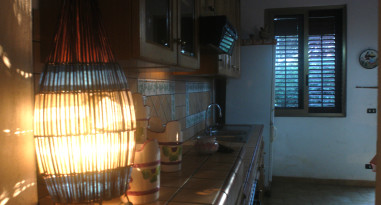 La Casa sulle Cave - Cucina