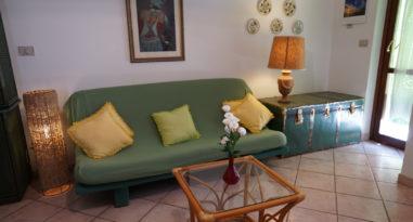 Casa Smeraldo - soggiorno